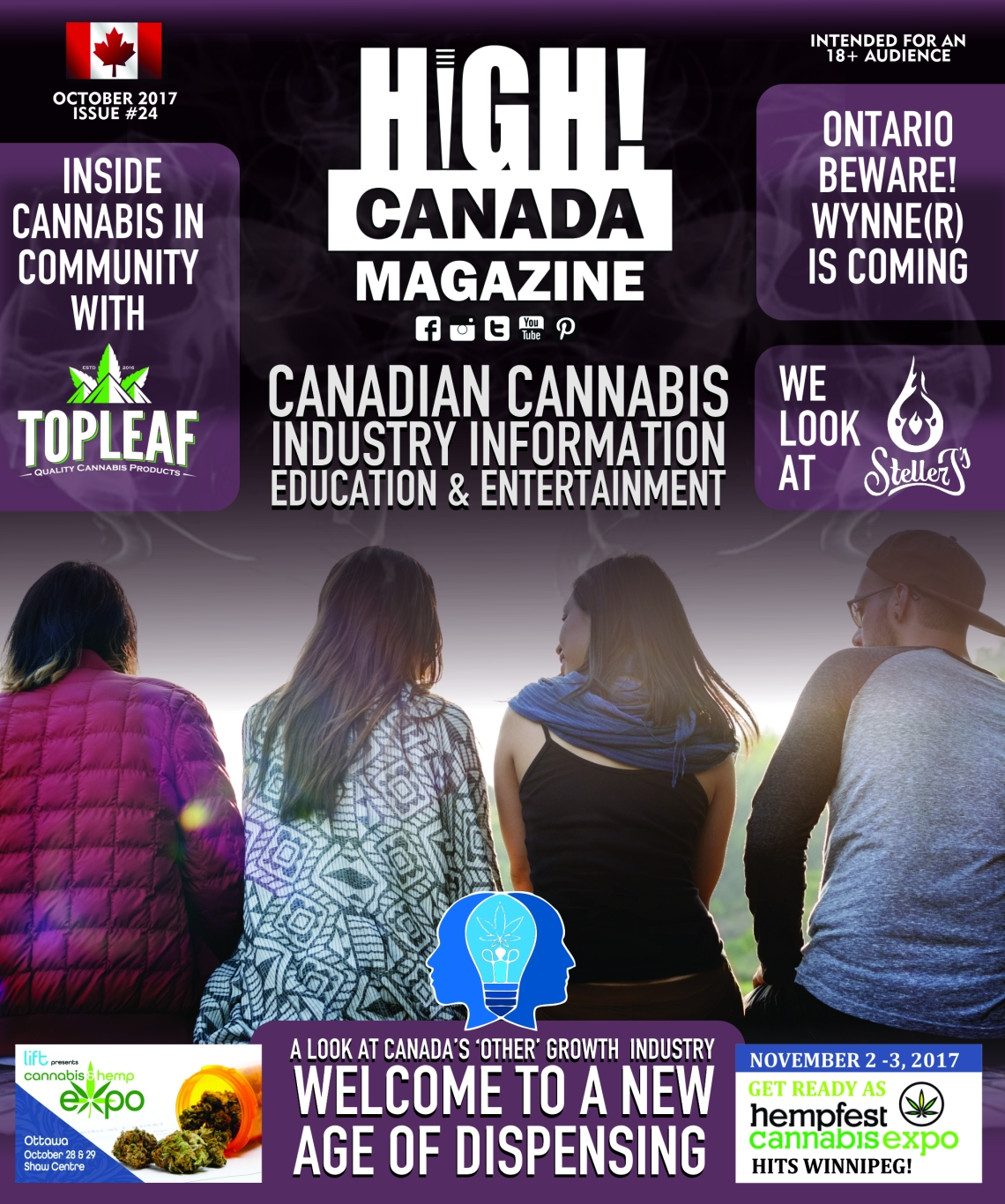 High Canada Magazine october 2017 cover.jpg