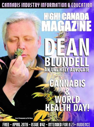 April issue 42 High Canada Magazine Cove.webp