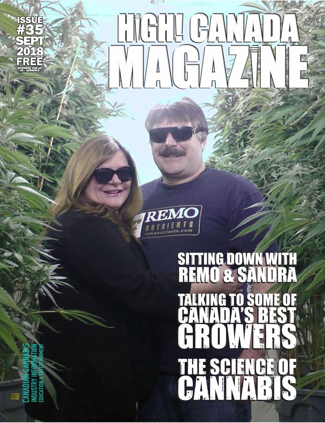 High! Canada Magazine Issue #35